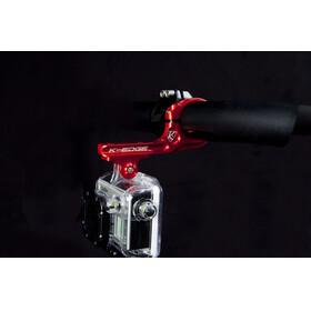 K-EDGE GO BIG Pro Lenkerhalterung Ø31,8mm schwarz